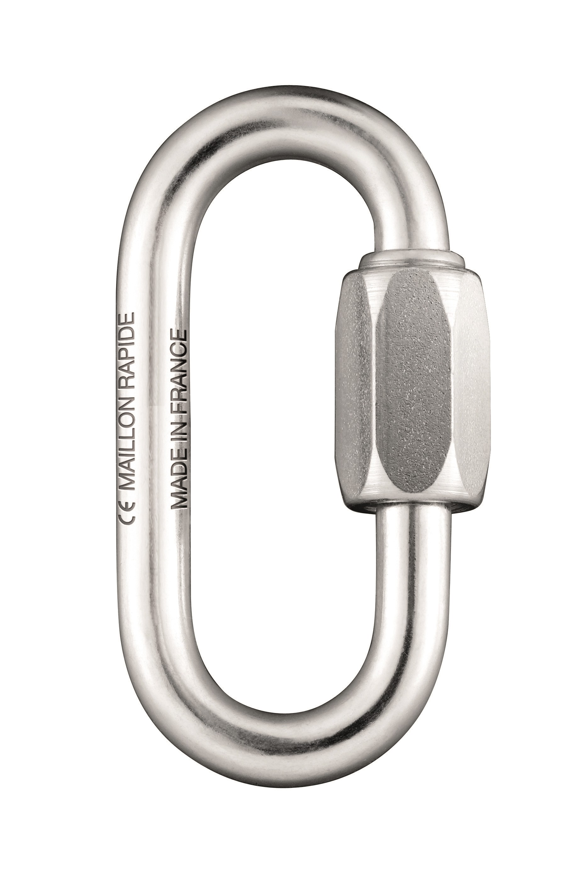 MAILLON Oval 8mm Stainless steel